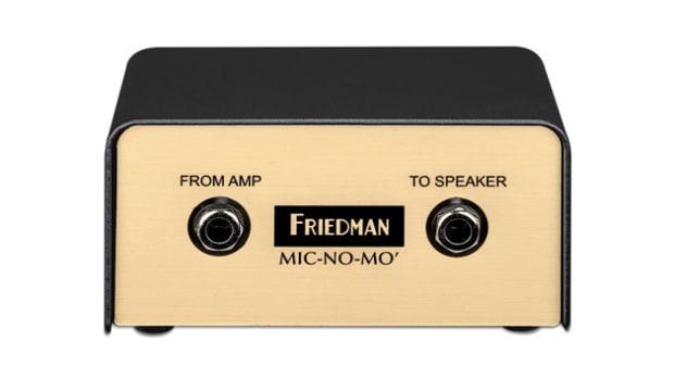 friedman mic no mpo