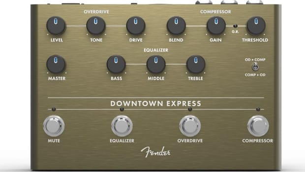 Fender Downtown Express