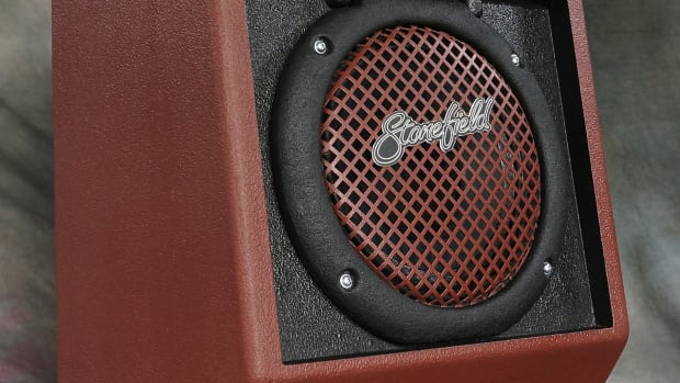 Stonefield 10 inch Amp Cabinet Front