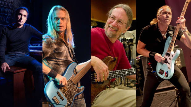 album promo bassists