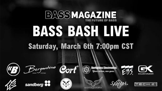 Bass Bash Live Header