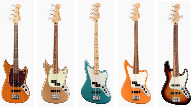 Fender New Series