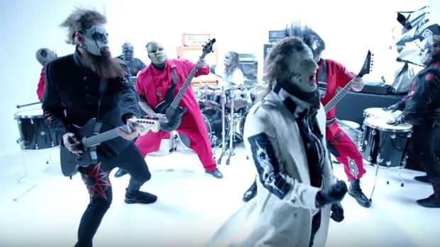 Slipknot-video