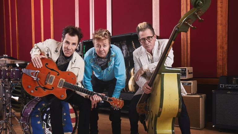 Lee Rocker and Stray Cats to Release First New Album in 26 Years