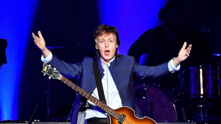 Paul McCartney Announces Decades-Spanning Live Album Reissues