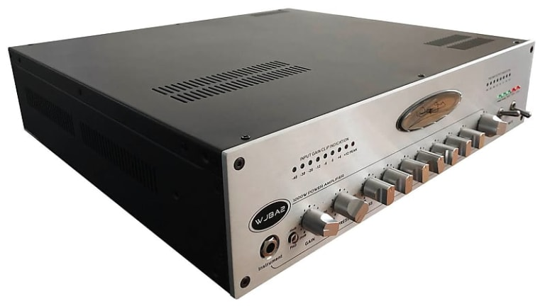 Review: Wayne Jones Audio WJBA & WJBA2 Amplifiers