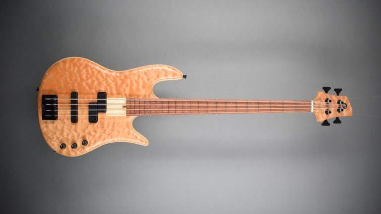 Review: Elrick Gold Series Icon Basses