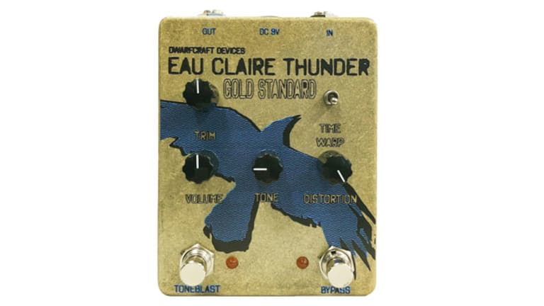Dwarfcraft Devices Releases Limited-Edition Eau Claire Thunder