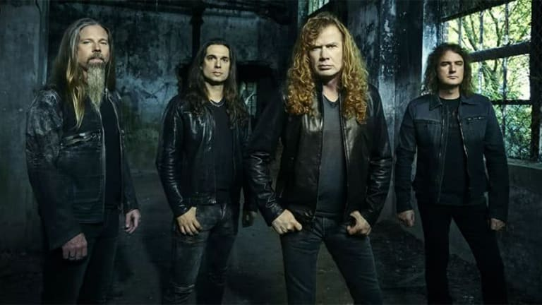 Megadeth Announces Reissues Of Iconic Albums 'United Abomination,' 'Endgame' & 'TH1RT3EN'
