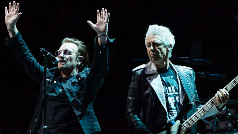 U2 Announces Dates For Joshua Tree 2019 Tour