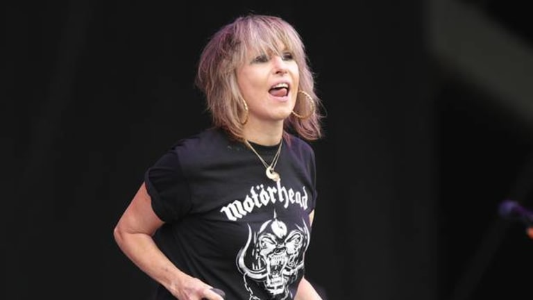Chrissie Hynde Shares Charles Mingus Song From Upcoming Solo Album (Listen)