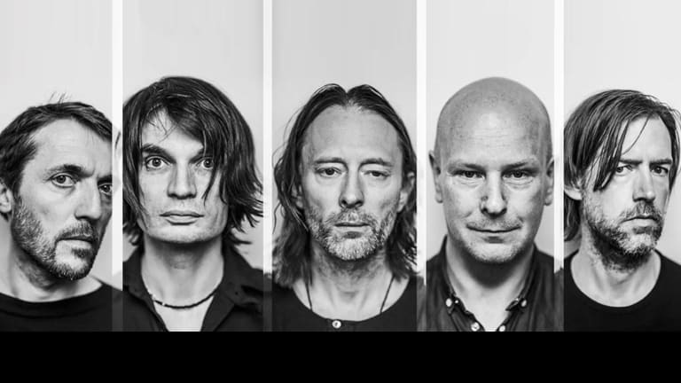 Radiohead Releases 18-Hours of Stolen OK Computer Sessions Available at Bandcamp