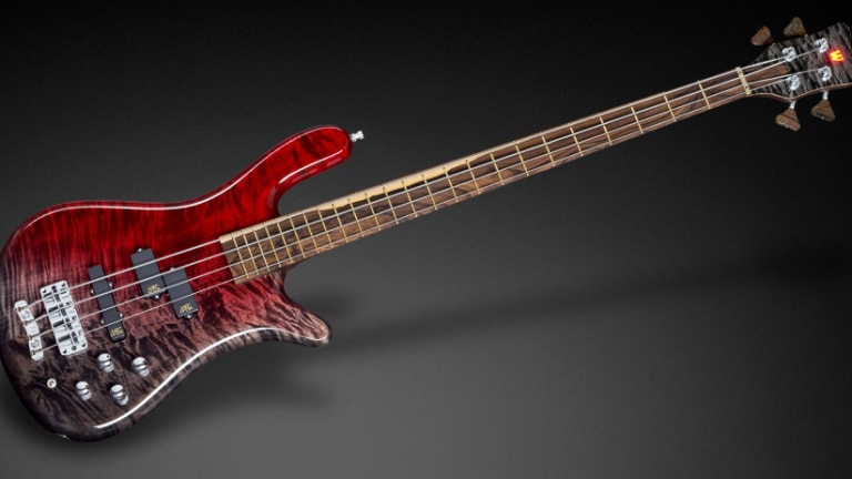 Watch The Making of Warwick's Streamer LX Bass