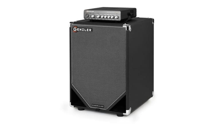 Genzler Amplification Introduces the High-Boy Magellan 350 Combo