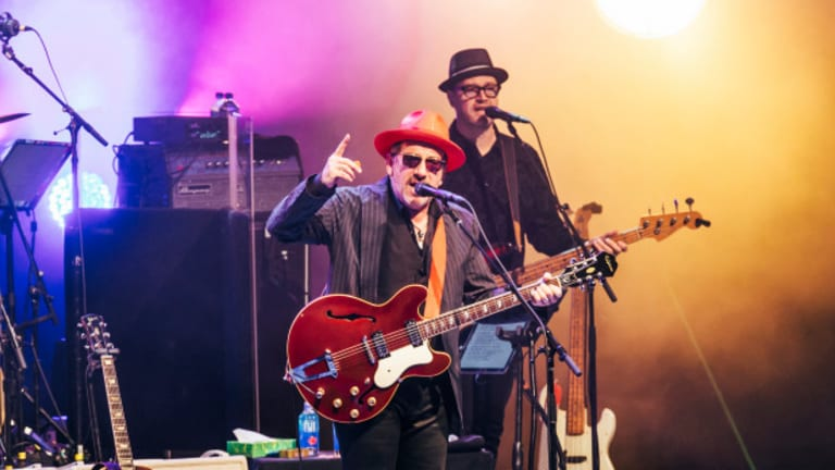 Elvis Costello & The Imposters Announce Fall Tour With Davey Faragher on Bass