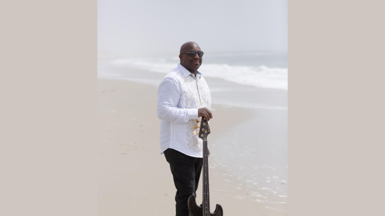 Charnett Moffett Releases New Album 'Bright New Day'