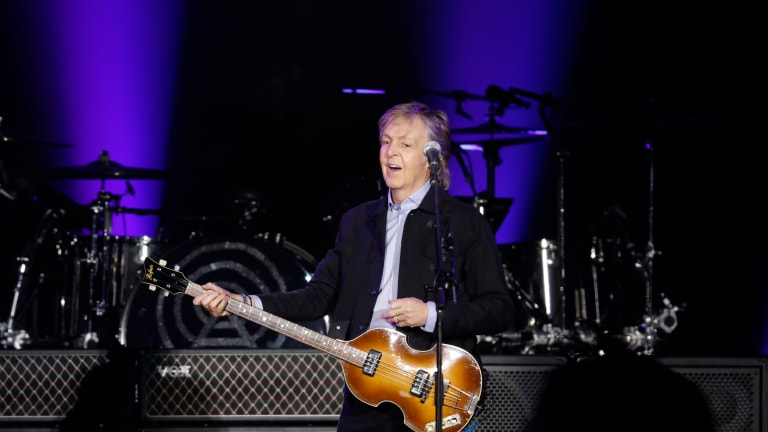 "Paul McCartney's ""Freshen Up"" Tour Live at Petco Park 2019 Photo Recap"
