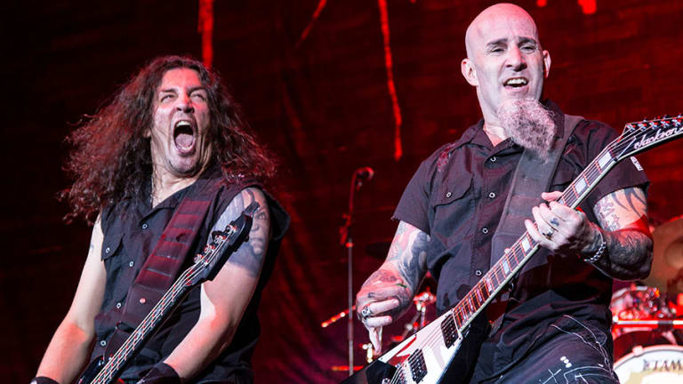 Anthrax Announce 2019 Summer Music Festival Appearances
