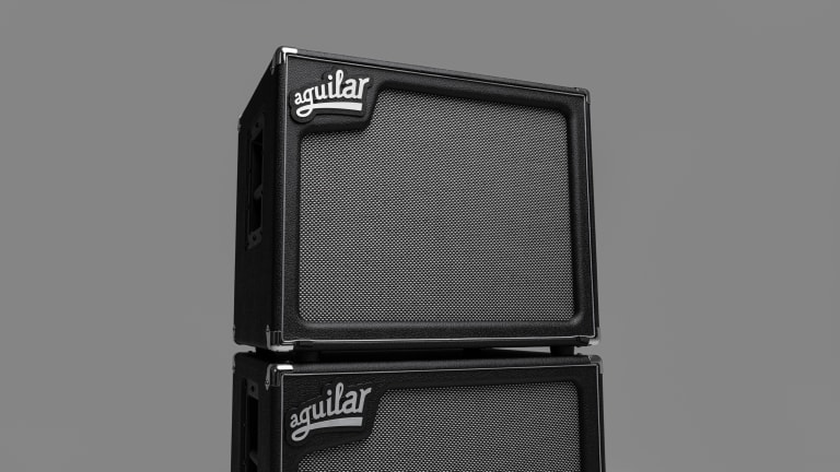 Aguilar Amplification Announces New SL 210 Cabinet