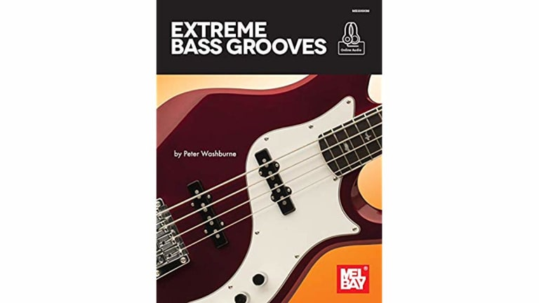 Peter Washburne Releases New Instructional Book, Extreme Bass Grooves