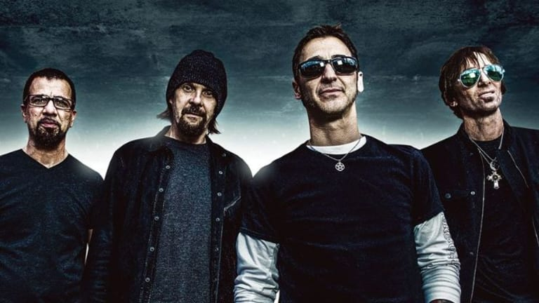 Godsmack Releases Three #1 Hit Singles From New Album 'When Legends Rise'