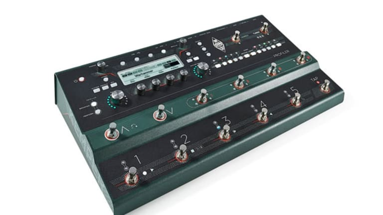 Kemper Unveils the Profiler Stage Digital Amp Controller