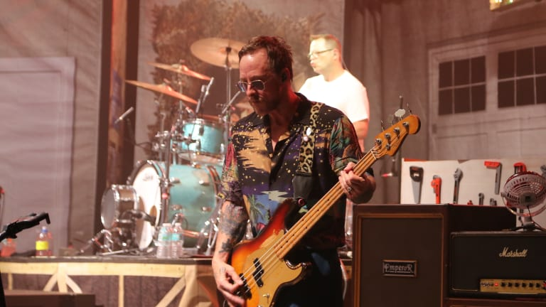Scott Shriner: Can't Knock The Hustle