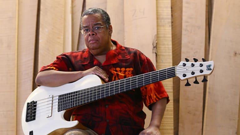Partners: Anthony Jackson & Fodera Guitars
