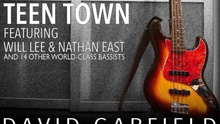 "16 World Class Bassists play ""Teen Town"" on David Garfield's New Record"