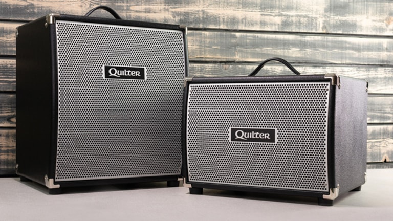 Quilter Labs Announces the BassDock System