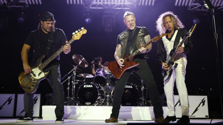 Metallica and The San Francisco Symphony Hits Cinemas Worldwide October 9th