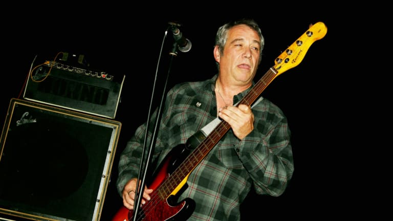 Mike Watt and Todd Congelliere Unveil New Band, Jumpstarted Plowhards