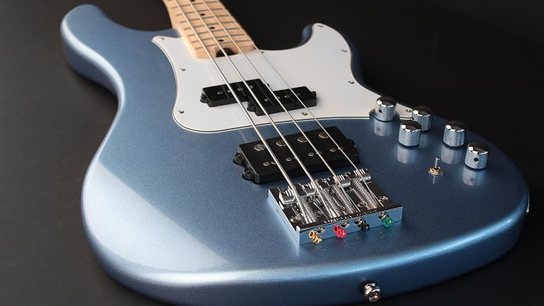 Cort Delivers Ultimate Sonic Versatility in New GB74 Gig Bass