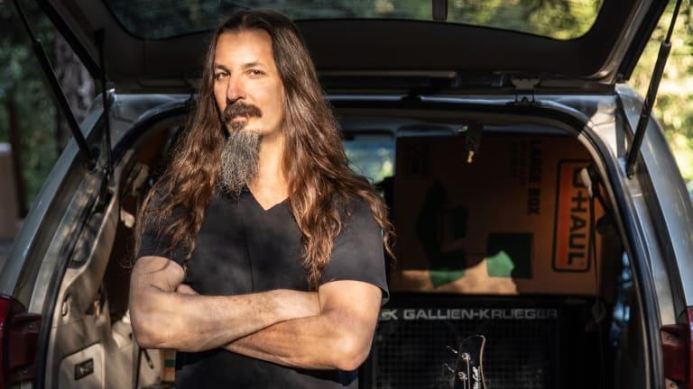 "Bryan Beller Releases New Single ""Volunteer State"" Featuring Joe Satriani and Joe Travers (Listen)"