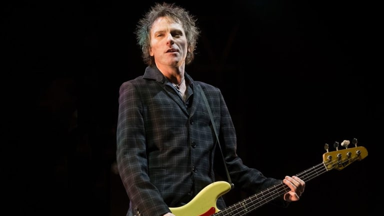 Tommy Stinson of The Replacements and Guns N' Roses Signs on With Third Side Music