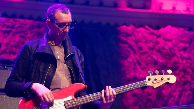 Pino Palladino Featured on Upcoming Album By Robbie Robertson