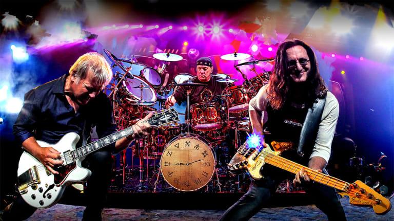 Rush To Debut Clockwork Angels Tour 5-LP Set