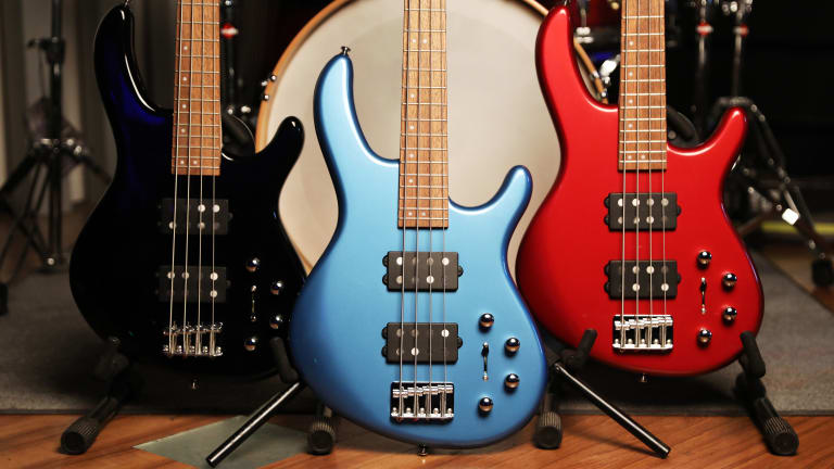 Cort Introduces The Action HH4 Bass With 2-Humbucker Pickups