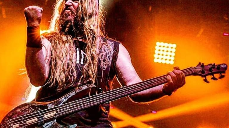 Bassist Steve Di Giorgio of Testament Announces New Album With Band Gone In April