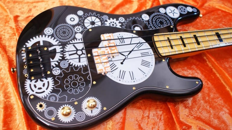 BITE Guitars Revolutionizes the Custom Bass