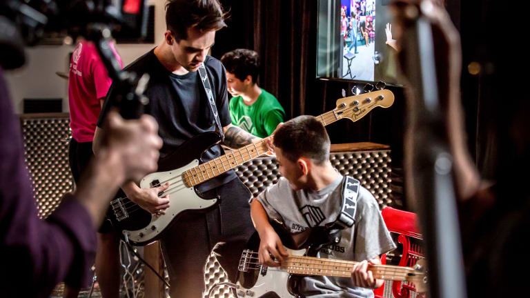 Fender Launches New Play Foundation with Star-Studded Artist Ambassadors