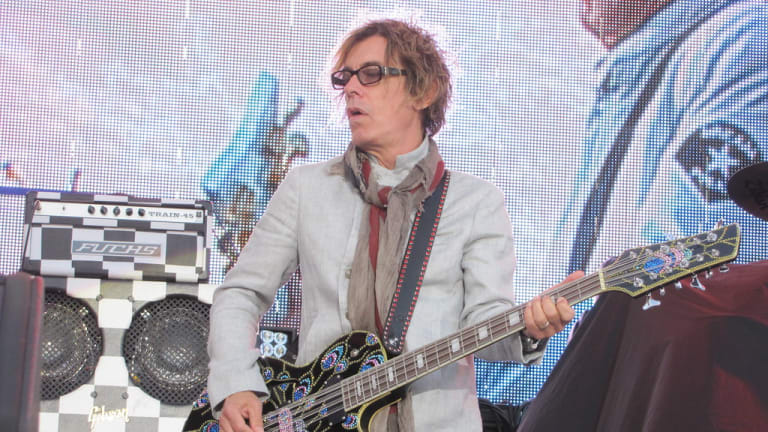 Sign Up For Rock N' Roll Fantasy Camp and Play With Tom Petersson and Cheap Trick