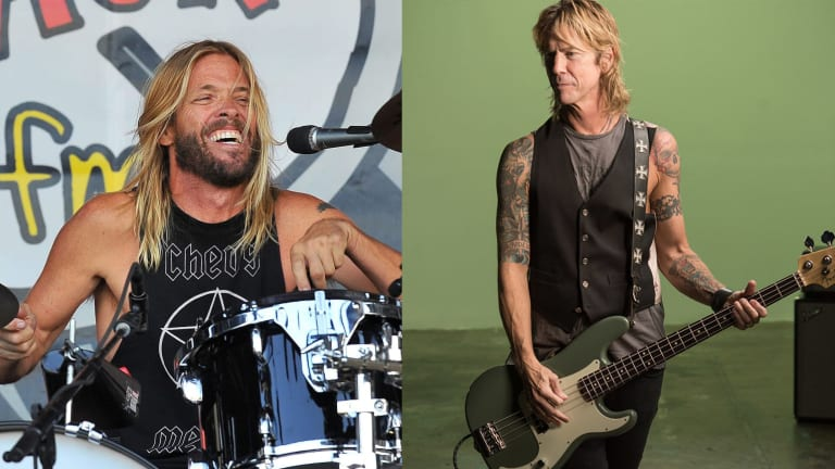 Duff McKagan Joins Foo Fighters Drummer Taylor Hawkins on New Single