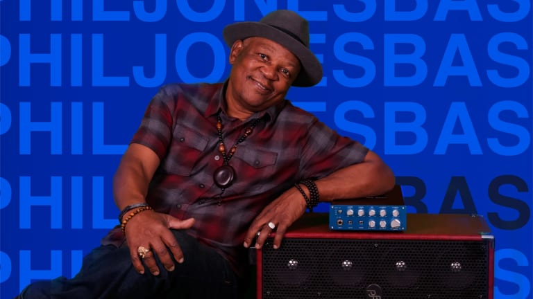 The Phil Jones Solo Bass Competition Hits NAMM 2020