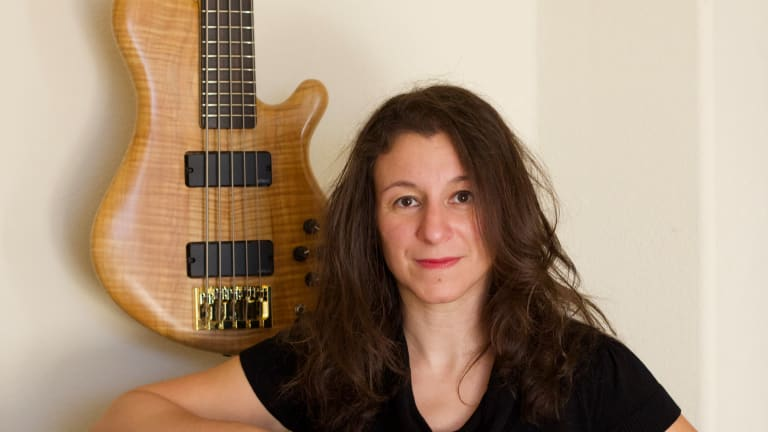 Bergantino Welcomes Luthier Parizad Hatcher