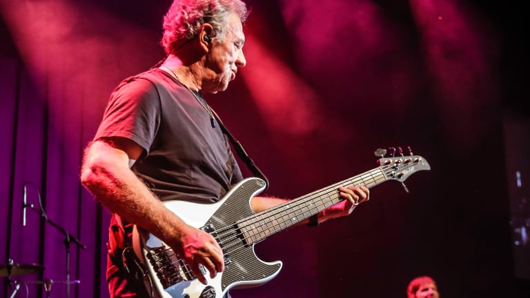 Bass Magazine's Photo Recap of Stu Cook and Creedence Clearwater Revisited