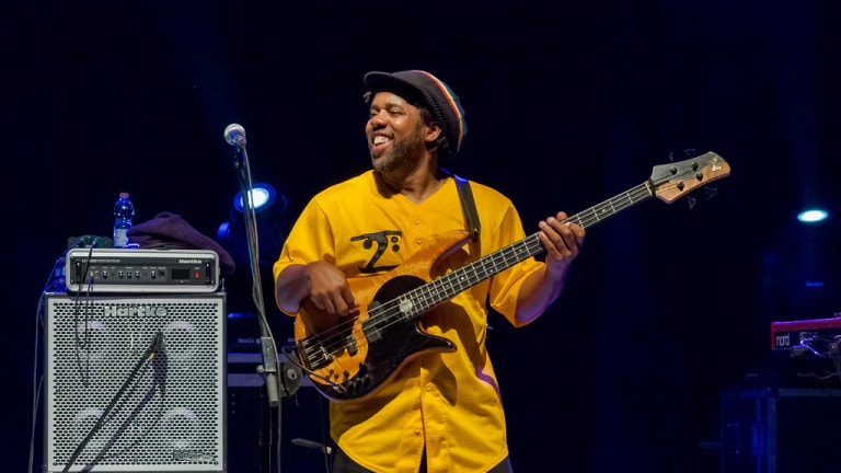 Victor Wooten Hits The Road With The Flecktones