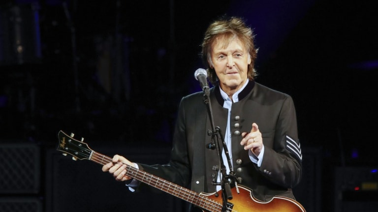 Paul McCartney Releases Two New Songs