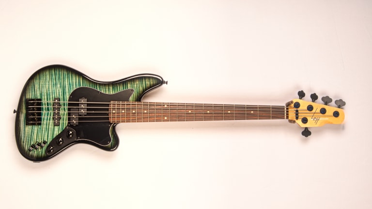 Review: L.e.H. Guitars Offset 5-string