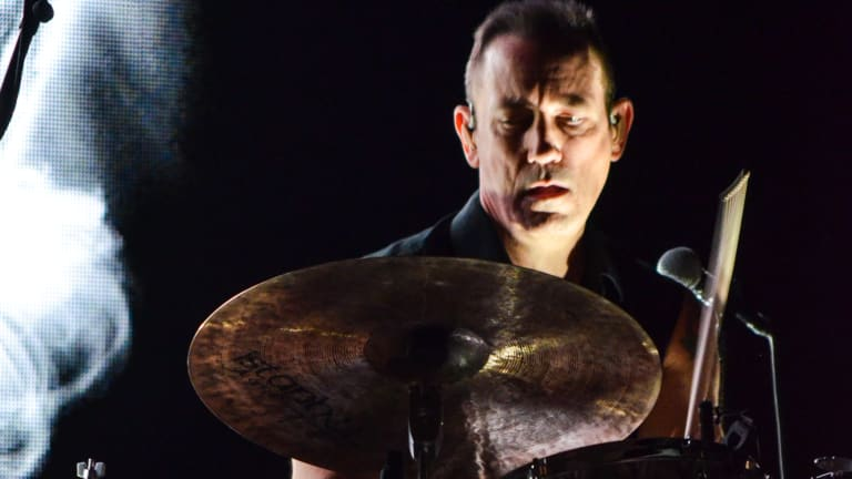 Jimmy Chamberlin: Smashing Drums